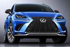 レクサス、進化した「新型NX」を世界初公開!人気SUVがイメチェン【上海ショー2017】