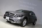 """輸入車SUVで最も売れているメルセデス・ベンツ""""GLA""""のデザインが進化!価格は398万円から"""