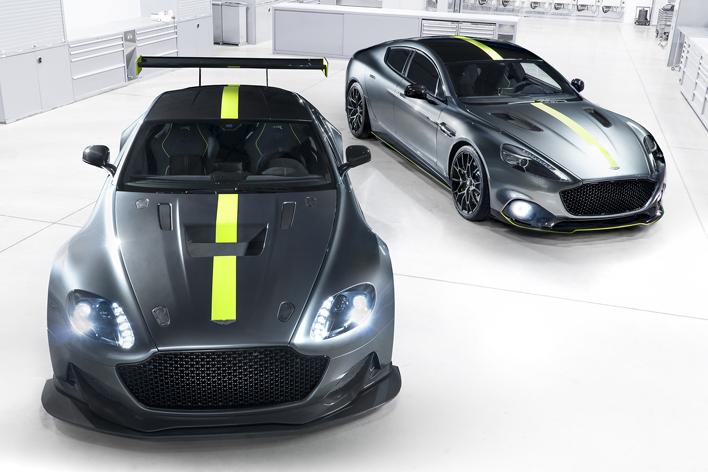 アストンマーティン、モータースポーツのDNAが宿る高性能ブランド「AMR」がアジアデビュー【上海ショー2017】