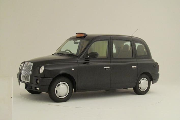 ロンドンタクシー TX-4 ファイナルエディション(クラシックリムジン)
