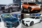 スバルの超ビッグSUVやトヨタのFJクルーザーみたいなスモールSUVなど、NYショーで注目の国産新型モデル