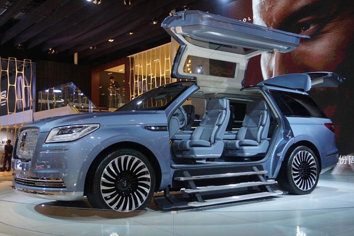 MG・ローバー・サーブにフォード・・・日本で消えたあのブランドに中国で再会【上海ショー2017】