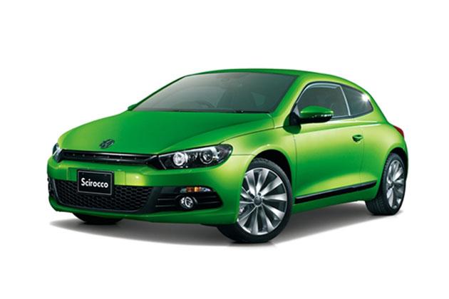 新車購入補助制度対象車 シロッコ