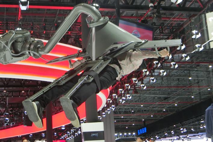 空飛ぶクルマの実用化? 中国政府が進める水面下の世界戦略