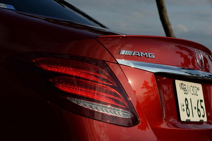 メルセデス・ベンツ 新型 Eクラス<Mercedes-AMG E43 4MATIC Sedan> 試乗レポート/渡辺陽一郎