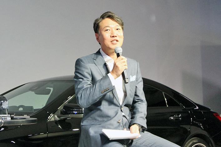 メルセデス・ベンツ日本株式会社 上野金太郎社長兼CEO