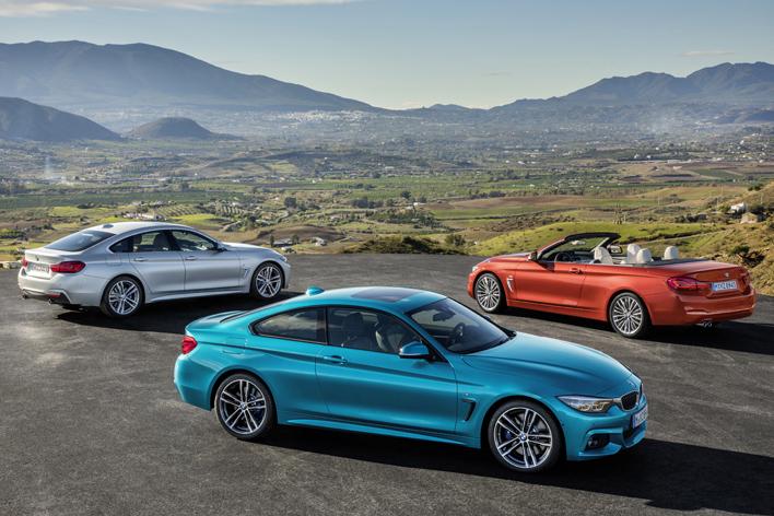 BMW 4シリーズクーペ/カブリオレ/グランクーペ