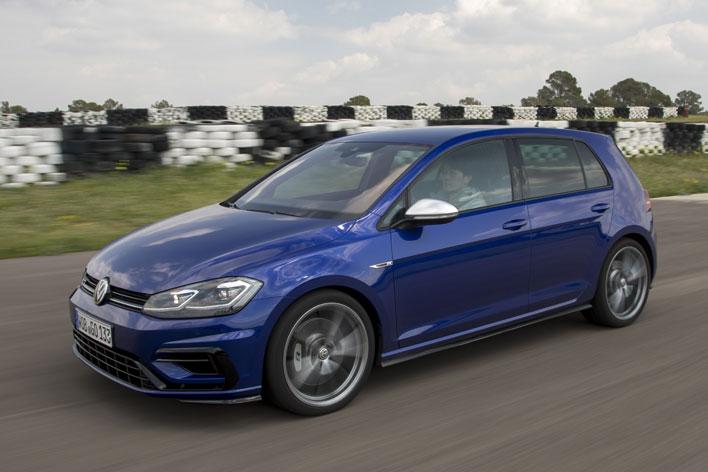 Volkswagen New Golf R/Golf R Variant(フォルクスワーゲン 新型 ゴルフR/ゴルフR ヴァリアント) 海外試乗レポート/山田弘樹