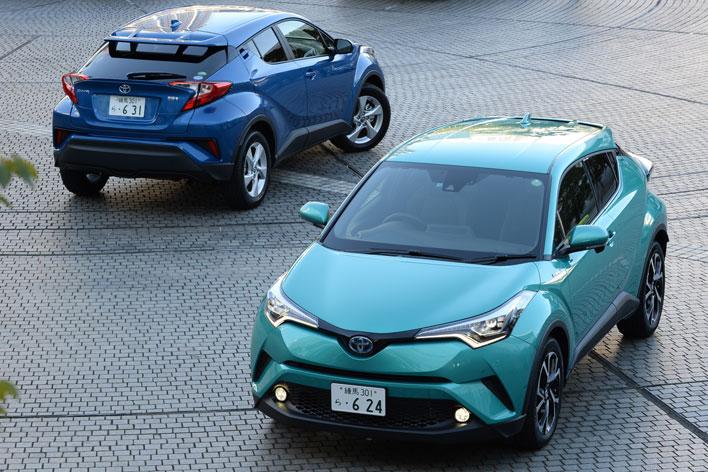 新車販売 トヨタ新型プリウスに陰り、SUVのC-HRが4月トップに!