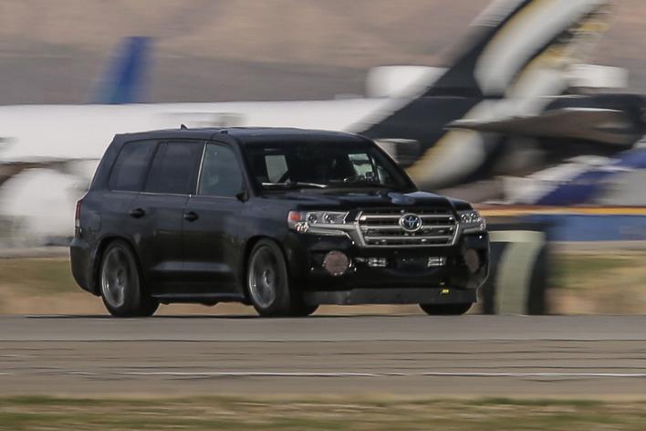 2000馬力にパワーアップしたランドスピードクルーザーがSUV世界最速を達成