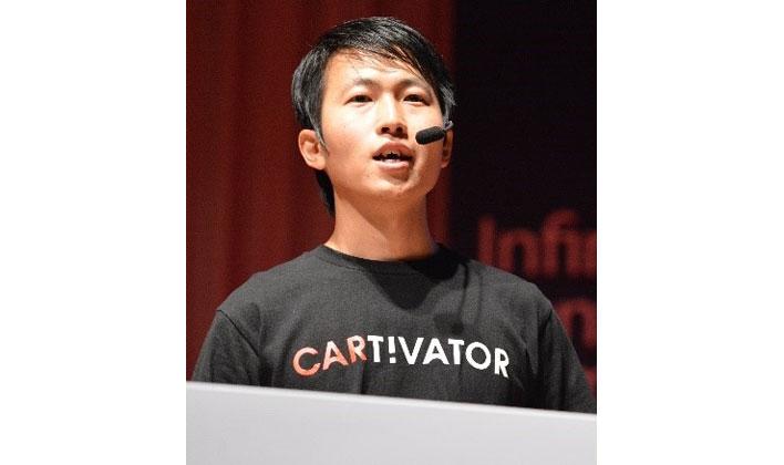 中村翼 氏(CARTIVATOR開発活動代表)