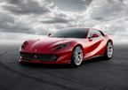 フェラーリ史上最高の800馬力! V12エンジン搭載「Ferrari 812 Superfast」を日本初披露