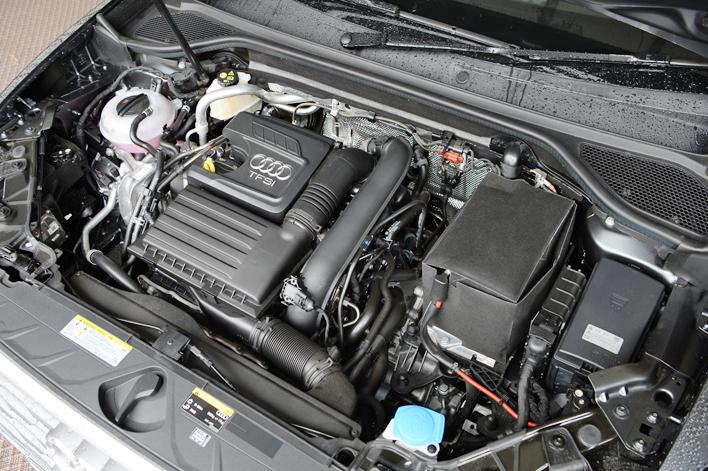 Audi Q2 1.4 TFSI cylinder on demand sport