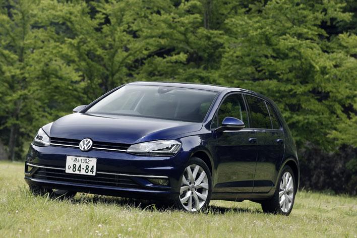 マイナーチェンジしたばかりの新型VWゴルフ( ゴルフ7.5)を徹底解説&速攻試乗