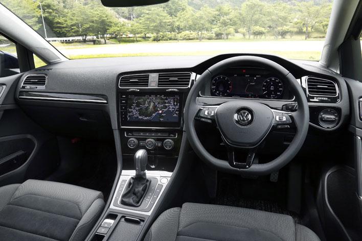 新型フォルクスワーゲン ゴルフ(VW Golf TSI Highline)[2017年5月マイナーチェンジ/ゴルフ7.5] 試乗レポート/渡辺陽一郎