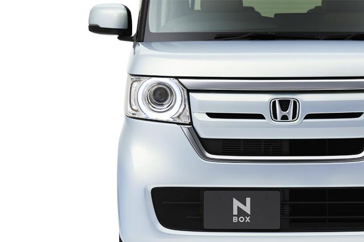 ホンダ 新型N-BOX フロント