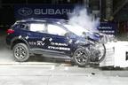 【動画】発売日にスバル 新型XVがガシャーン!日本一安全かどうか試してみた