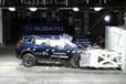 スバルが新型XV発売日にあえて新車で衝突デモ! 安全・安心を目指す企業姿勢が凄い