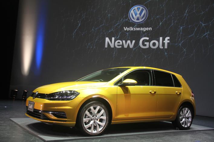 """""""攻勢""""に転じた2017年のフォルクスワーゲン、中でも最も重要な「ゴルフ」がマイナーチェンジ"""