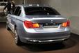 BMW エフィシェント・ダイナミクスを掲げる 7シリーズ アクティブハイブリッド3