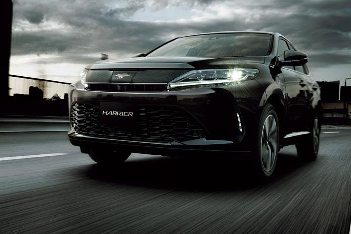 トヨタ 新型ハリアーに2Lターボモデル追加! マイナーチェンジで質感を高め安全装備も充実 最新情報