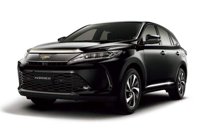 トヨタ 新型ハリアー(2017年6月8日発表/マイナーチェンジ・2.0ターボ追加) 新型車解説