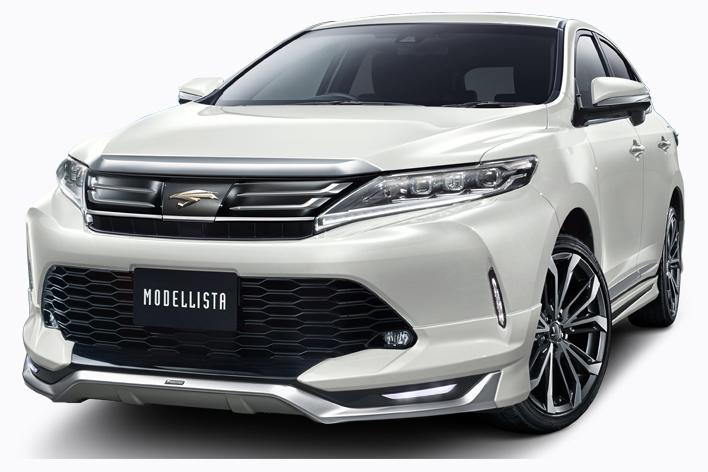 トヨタ 新型ハリアー(モデリスタ仕様)