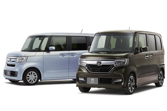 ホンダ 新型N-BOX/N-BOXカスタム