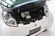 三菱の電気自動車 i-Miev(アイ・ミーブ)2