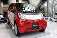 三菱の電気自動車 i-Miev(アイ・ミーブ)1