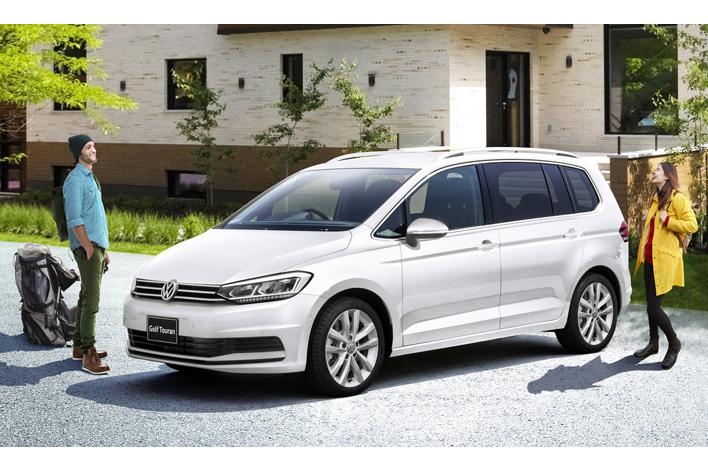 VW ゴルフトゥーラン TSI コンフォートライン テック エディション