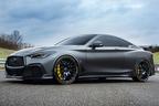 ピレリ、F1技術を投入したインフィニティのハイパーモデル「プロジェクトブラックS」の専用タイヤを開発