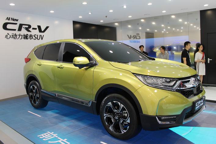 ホンダが新型CR-V ハイブリッドを日本導入に向け検討開始か、人気のSUVをカテゴリー強化へ