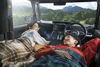 車中泊におすすめなクルマ5選 | 快適に車中泊できる車とは?