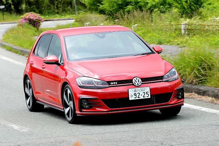 VW 新型ゴルフ/ゴルフ ヴァリアント/ゴルフ GTI/ゴルフ R 試乗レポート/山本シンヤ
