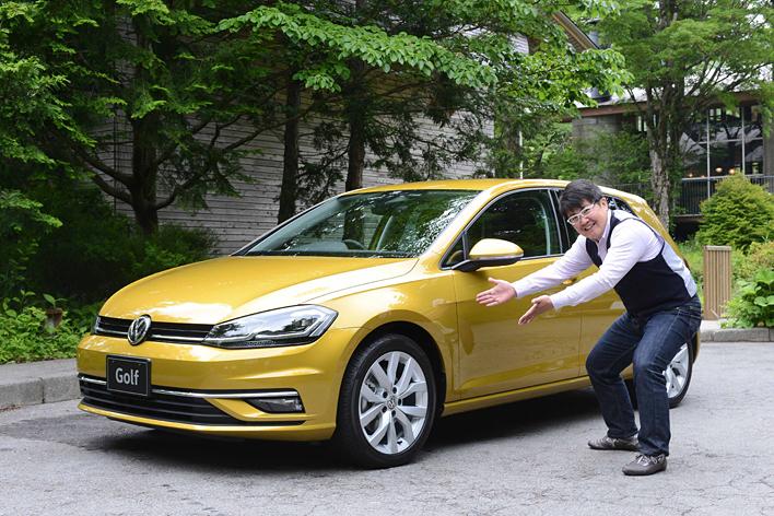 VW ゴルフの派生モデル、新型ヴァリアント/GTI/R、コンパクトハッチの代名詞にいっき乗り!