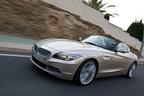 BMW Z4 走行