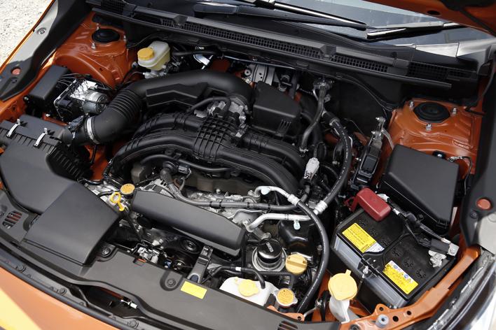 スバル 新型XV 2.0i-L アイサイト