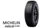 ミシュラン、商用車用新スタッドレスタイヤ「MICHELIN AGILIS X-ICE」を発売