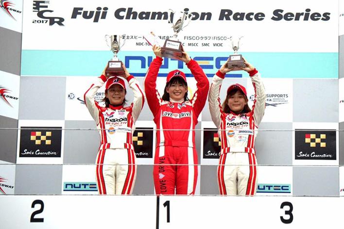 第一回女性レース大会「L1」