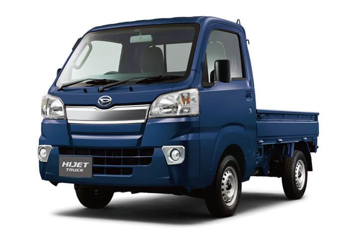 人気軽自動車ランキング第5位:ダイハツ ハイゼットトラック