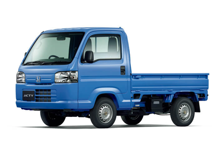 人気軽自動車ランキング第23位:ホンダ アクティトラック