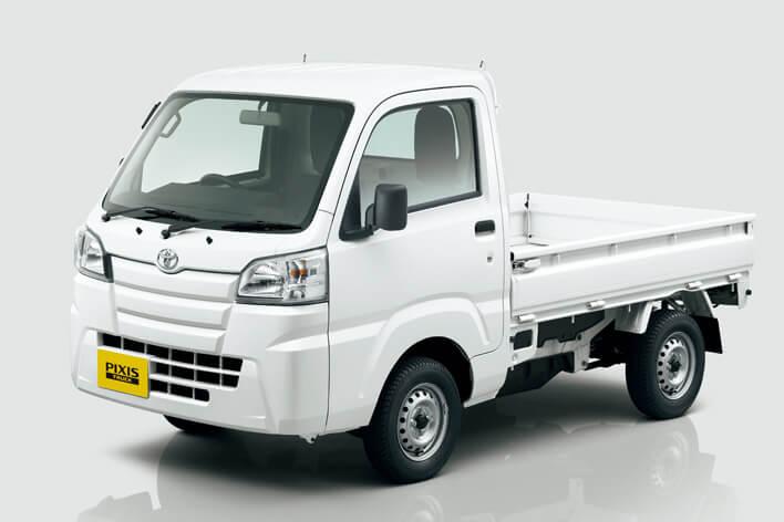 人気軽自動車ランキング第29位:トヨタ ピクシストラック