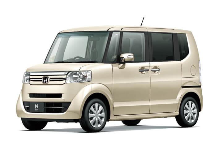 人気軽自動車ランキング第4位:ホンダ N-BOX(NBOX)