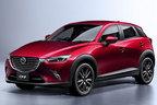 マツダ 新型CX-3、初の2リッターガソリンモデル発売
