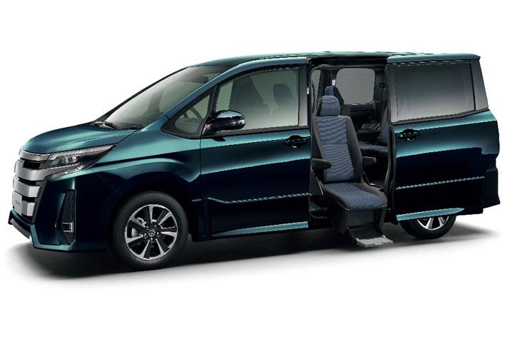 トヨタ ノア サイドリフトアップチルトシート車