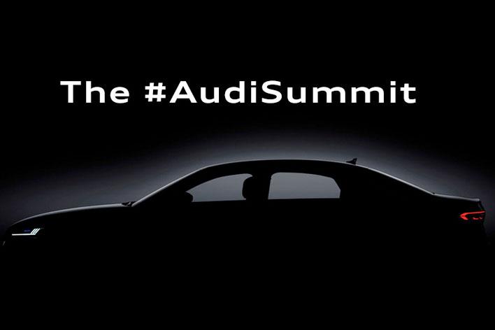 アウディ 新型A8をワールドプレミア 特設サイトを開設