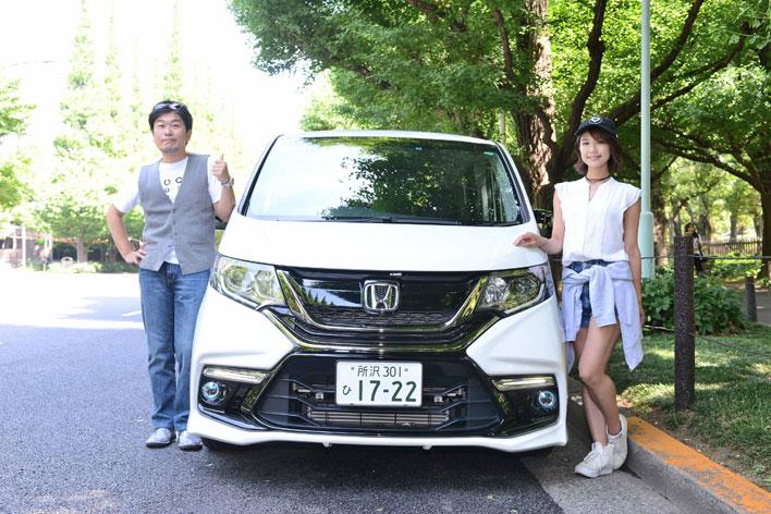 藤木由貴と旅に出よう! 其の弐『長距離ドライブはモデューロXのアシにお任せ!』