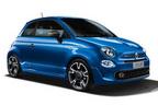 フィアット500、5速MT採用でスポーティな特別モデルを限定販売