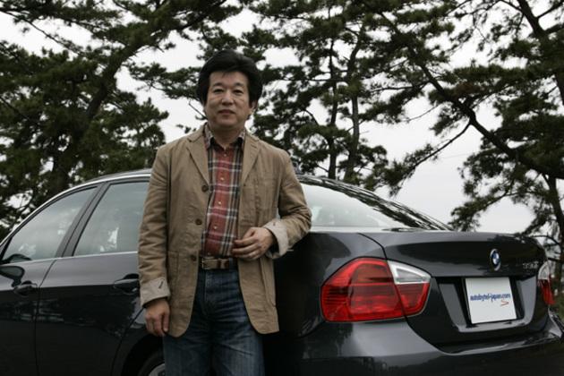 BMW 3シリーズ 試乗レポート(河村康彦)
